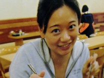 Picture of Al Jazeera correspondent Melissa Chan is seen at their China bureau office, in Beijing