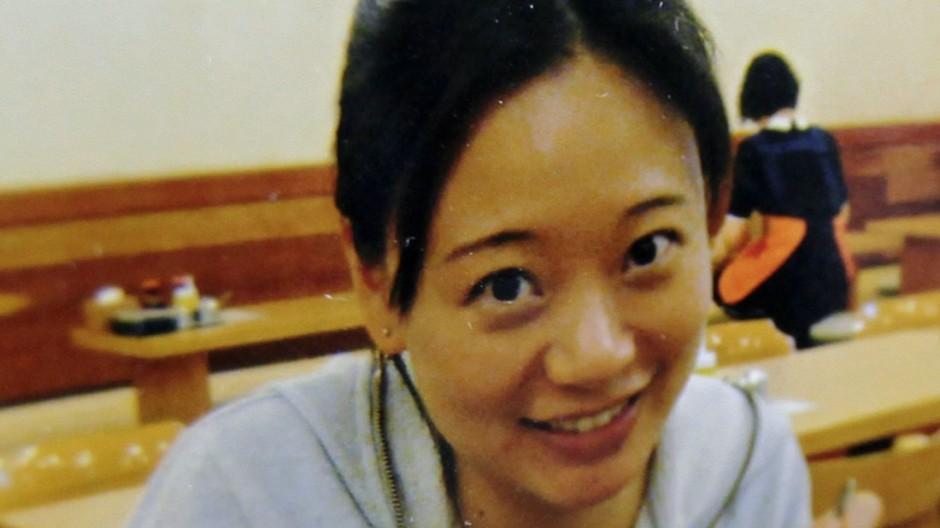 Picture of Al Jazeera correspondent Melissa Chan is seen at their China bureau office, in Beijing