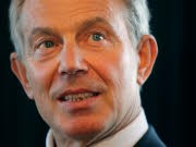 Tony Blair Großbritannien AFP