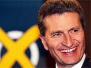 Günther Oettinger, AP