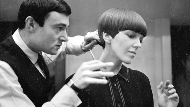 FILE PHOTO:  Hairdresser Vidal Sassoon Dies At 84
