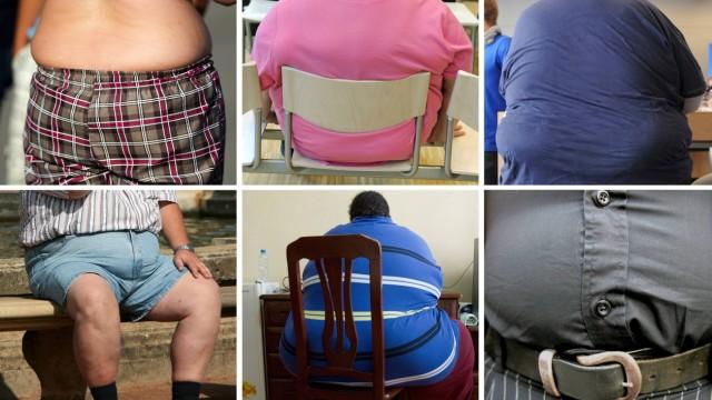 2030 wird die Hälfte der Amerikaner fettleibig sein