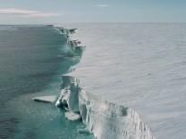 Kettenreaktion in der Antarktis