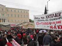 Griechenland Wahlen