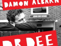 Damon Albarn auf dem Cover seines neuen Albums Dr Dee