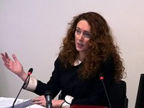 Rebekah Brooks News of the World Leveson-Untersuchungsausschuss