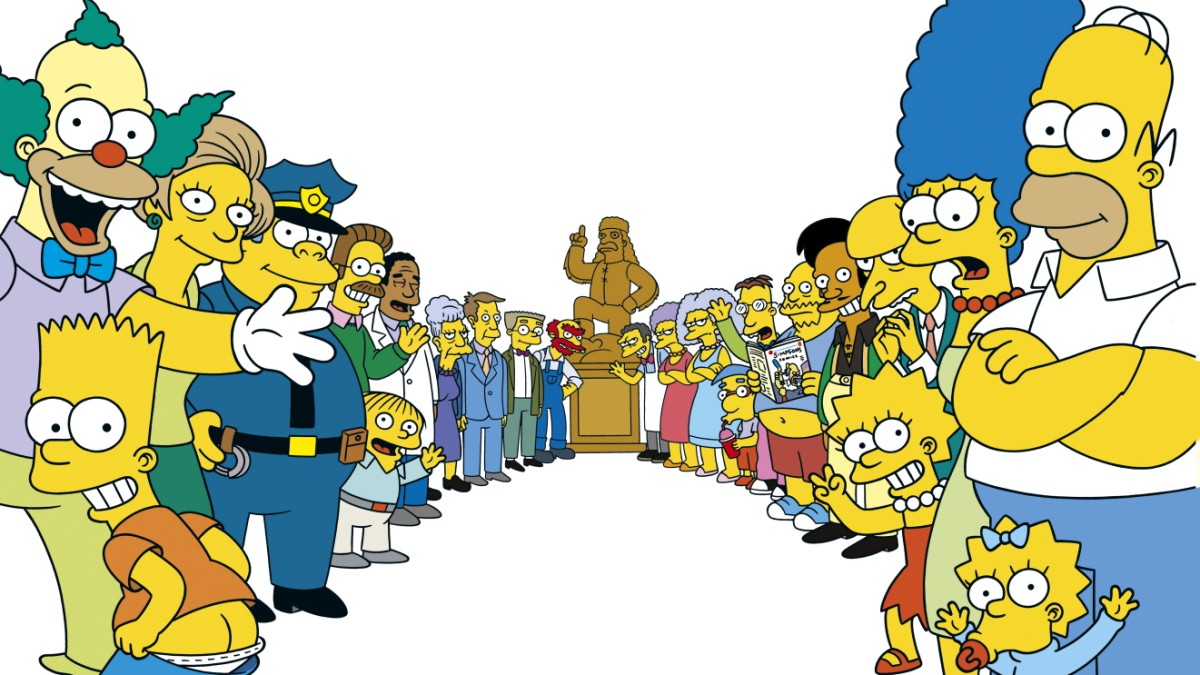 Remarkable phrase simpsons marge koen similar situation