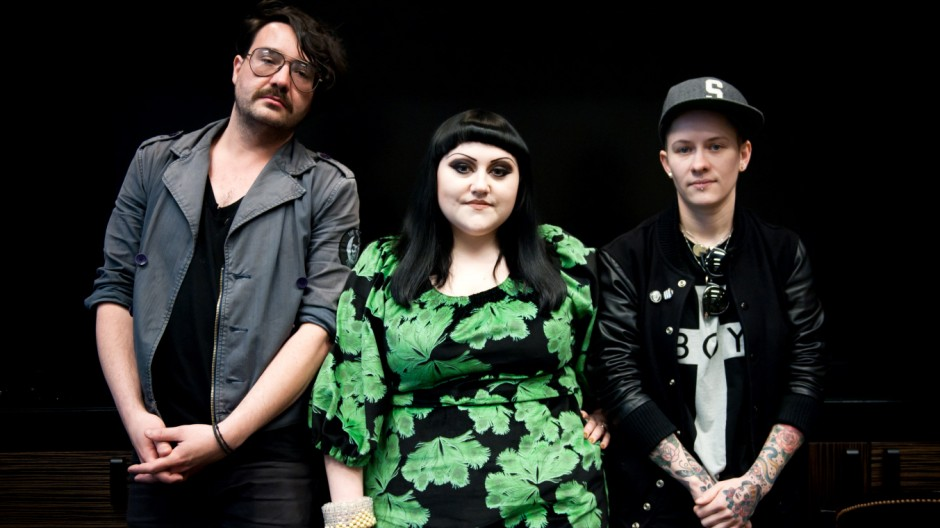 Band Gossip Beth Ditto Brace Paine Hannah Billie