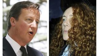 Murdoch-Managerin Brooks legt Verhältnis zu Premier Cameron offen