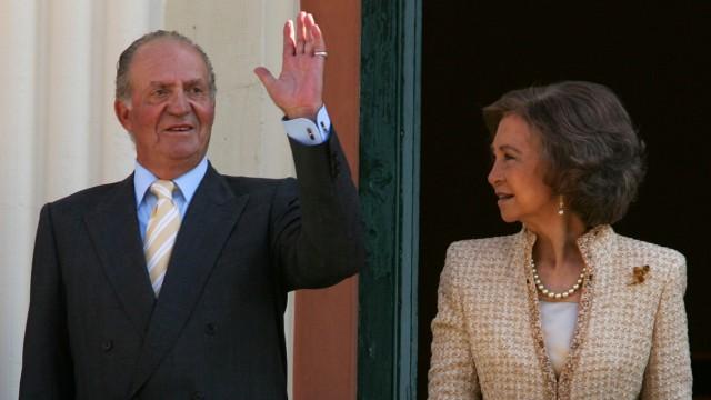 Skandal Um Spaniens König Juan Carlos Jäger Und Sammler Panorama