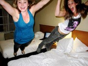 Schlafen im Hotel, bedjump.com, Hotelsbycity