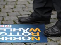 Wahlkampf NRW - Plakat