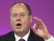 Steinbrueck: SPD sollte nicht auf große Koalition in NRW spekulieren
