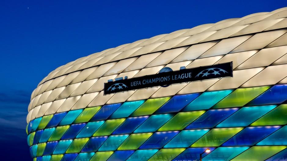 Neue Beleuchtung für Arena - Erfrischend schlicht - München ...