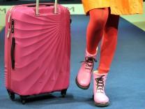 Gepäck Koffer Fliegen