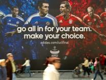München vor der Champions League