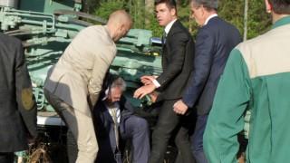 Unfall Innenminister Herrmann