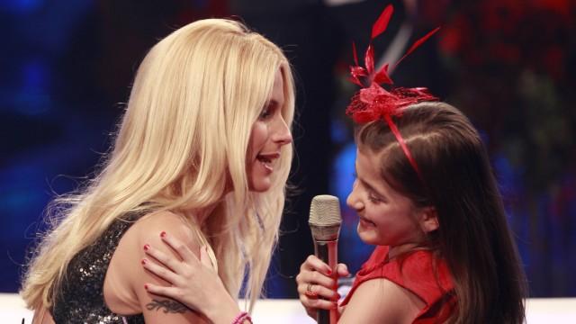 Fernsehshow 'Deutschland sucht den Superstar - Kids'