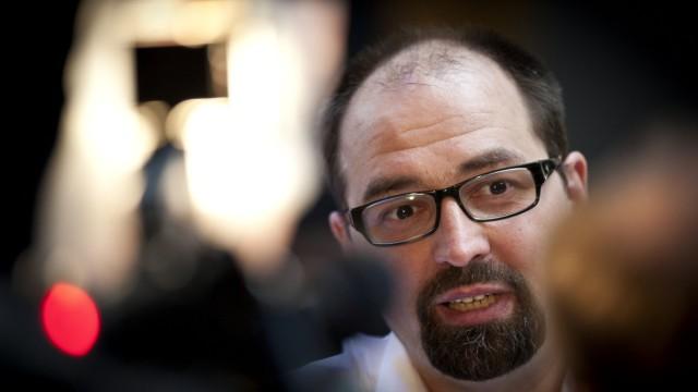 Rücktritt Piratenchef Hartmut Semken Berlin