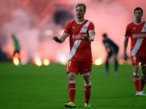 Fortuna Duesseldorf v Hertha BSC Berlin - Bundesliga Relegation 2012