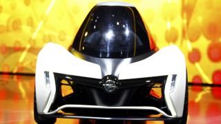 German carmaker Adam Opel presents the full electric vehicle 'Opel RAK e' concept car at the International Motor Show (IAA) in Frankfurt