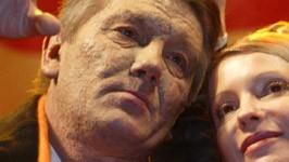 Viktor Juschtschenko, Julia Timoschenko, Ukraine, AP