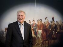 Eroeffnung der Wanderausstellung 'Goetterdaemmerung: Koenig Ludwig II und seine Zeit'