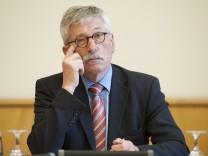 Interview mit Thilo Sarrazin vor dessen Lesung in Erfurt