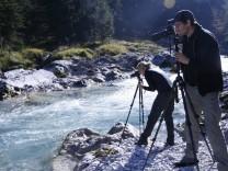 Natur im Fokus: Auf Foto-Workshop im Karwendelgebirge