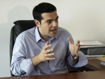 To match Interview GREECE-TSIPRAS/