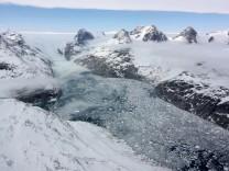 Eisschmelze in der Arktis