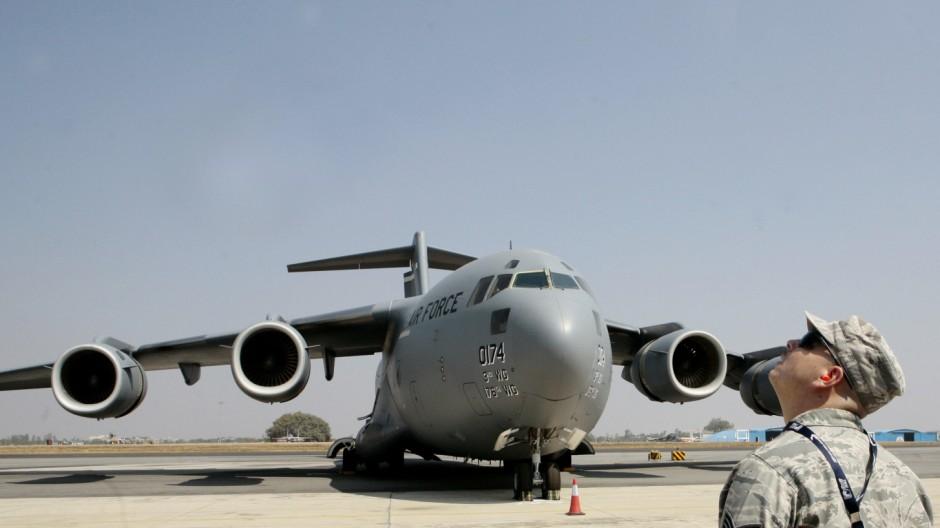 US-Armee Produktfälschungen beim amerikanischen Militär