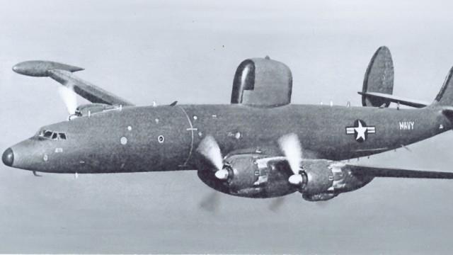 Abgestuerztes US-Flugzeug, bei Forstinning 1962