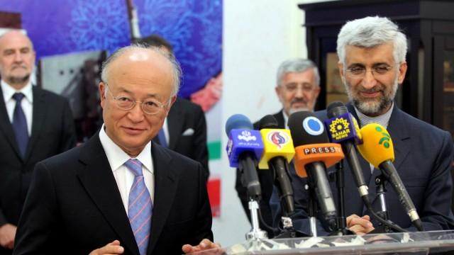 Atomprogramm in Iran Atomstreit