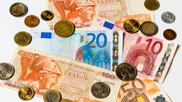 Schuldenkrise in Europa Ökonomen fordern Parallelwährungen für Griechenland