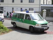 Schuss an Schule in Memmingen