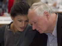 Lafontaine will nicht fuer Linke-Vorsitz kandidieren