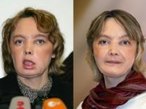 Isabelle Dinoire: erste Gesichtstransplantation der Welt dank Organspende