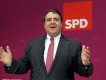 Landtagswahl Nordrhein-Westfalen - Gabriel