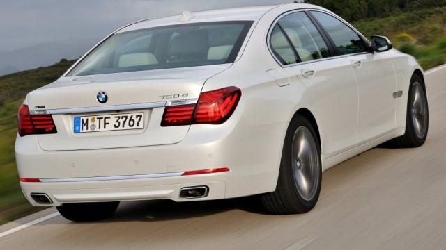 BMW 7er 2012