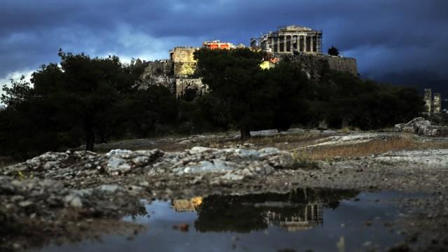 Schuldenkrise in Europa Übergangsregierung in Athen