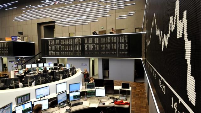 Zwischenbilanz fuer das erste Quartal 2012 der DAX-Konzerne