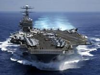 Erdbeben auf Haiti - US-Flugzeugträger auf Weg nach Haiti