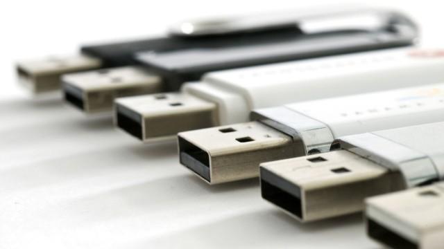 Tückische Datenträger: Viren verbreiten sich auch über USB-Sticks
