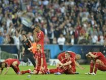 FC Bayern Muenchen - FC Chelsea