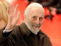 Christopher Lee wird 90