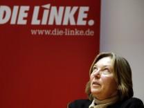 Heyenn kandidiert fuer den Bundesvorsitz der Linke