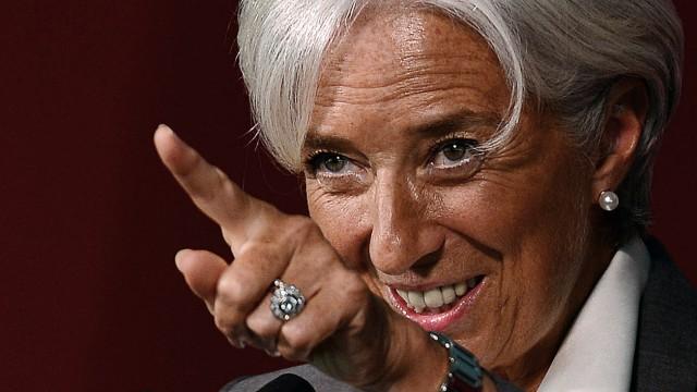 Schuldenkrise in Europa Lagarde über Sparmaßnahmen