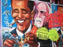 Obama soll als Schüler Marihuana geraucht haben