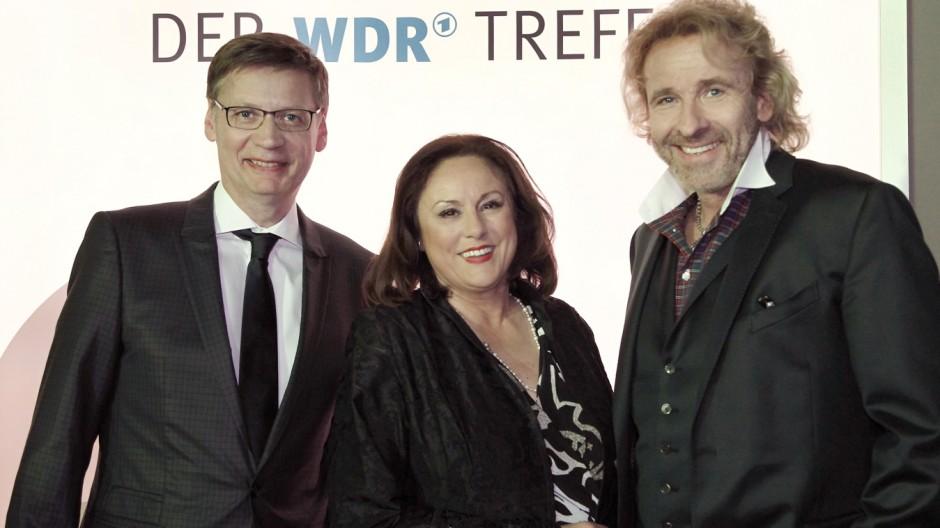 WDR-Treff in Köln